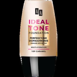 AA_Make Up Ideal Tone_podkład do twarzy caramel 109, 30 ml