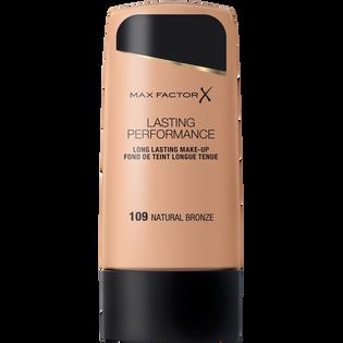 Max Factor_Lasting Performance_podkład w płynie natural bronze 109, 35 ml