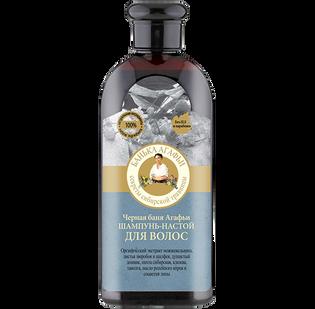 Babuszka Agafia_nawilżająco-wzmacniający szampon do włosów, 350 ml