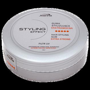 Joanna_Styling Effect_guma stylizująca do włosów ekstra mocna, 100 g
