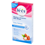 Veet Easy-Gelwax Technology