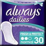 Always Dailies Fresh & Protect