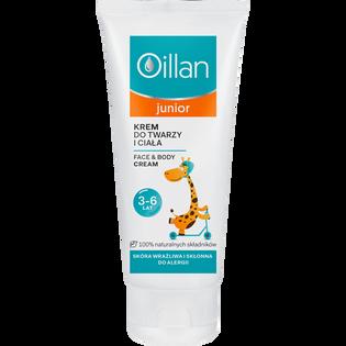 Oillan_Junior_krem do twarzy i ciała, 75 ml