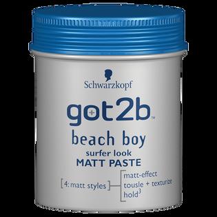 Got2b_Beach Boy_matująca pasta do włosów, 100 ml