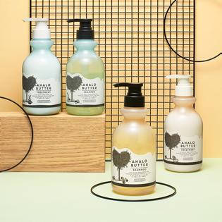 Ahalo Butter_Smooth Repair_regenerująco-wygładzający szampon do włosów, 500 ml_2