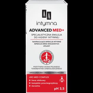 AA_Intymna Med Advanced Ph 3,5_specjalistyczna emulsja do higieny intymnej ph 3,5, 300 ml