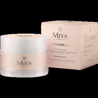 Miya Cosmetics_myPOWERelixir_serum rewitalizujące do twarzy, 50 ml