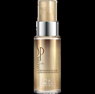 Wella_Luxe Oil_odbudowujący eliksir do włosów, 30 ml