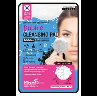 Mbeauty_Bubble_bąbelkowy oczyszczający płatek do oczyszczania twarzy, 10 ml