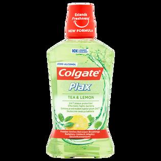 Colgate_Plax Tea & Lemon_płyn do płukania jamy ustnej, 500 ml