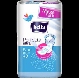 Bella_Perfecta Ultra Blue_podpaski higieniczne, 32 szt./1 opak.