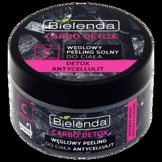 Bielenda_Carbo Detox_węglowy peeling solny do ciała, 250 g