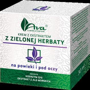 Ava_Zielona herbata_krem na powieki i pod oczy, 30 ml_2
