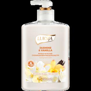 Luksja_Essence Jasmine & Vanilla_mydło w płynie, 500 ml