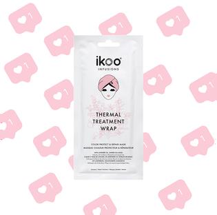 Ikoo_Thermal Treatment Wrap_maska do włosów farbowanych w formie czepka, 35 g_2