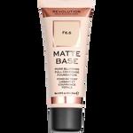 Revolution Makeup Matte Basse Foundation
