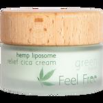 Feel Free Cosmos Hemp Relief Cica Cream