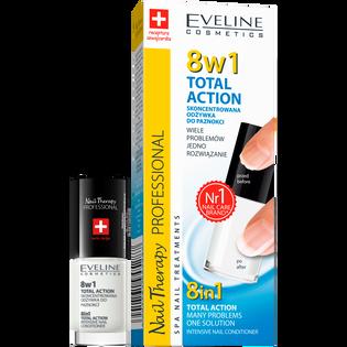 Eveline_8w1 Total Action_skoncentrowana odżywka do paznokci 8w1, 5 ml