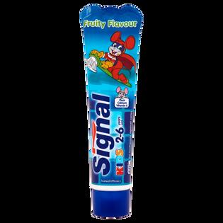 Signal_Kids_pasta do zębów o smaku owocowym dla dzieci 2-6 lat, 50 ml