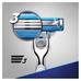 Gillette_Mach3 Turbo_maszynka do golenia męska, 1 szt., wkłady, 2 szt./1 opak._5