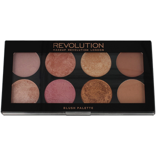 Revolution Makeup_paleta do konturowania twarzy golden sugar 2 rose gold, 13 g