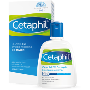 Cetaphil_emulsja micelarna do mycia twarzy, 250 ml