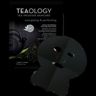 Teaology_Czarna Herbata_maska do twarzy i szyi, 30 ml