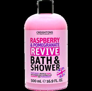 Creightons_Raspberry & Pomegranate Revive_żel do kąpieli i pod prysznic, 500 ml