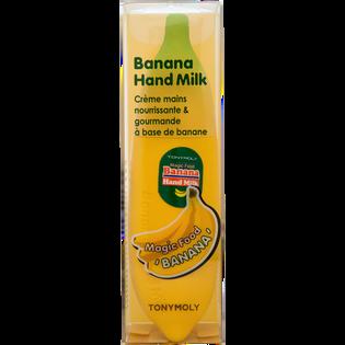 Tony Moly_Magic Food Banana_mleczko bananowe do rąk, 45 ml_2