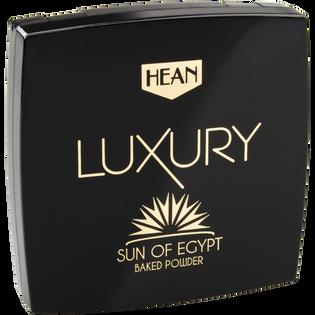 Hean_Luxury Sun of Egypt_wypiekany puder do twarzy w kamieniu terracotta, 8 g_1