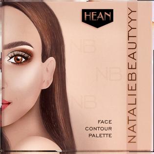 Hean_zestaw do konturowania twarzy, 11 g_1