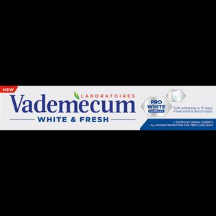 Vademecum_White & Fresh_pasta do zębów, 75ml