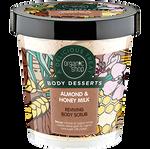 Organic Shop Almond & Honey Milk