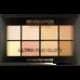 Revolution Makeup_Ultra Pro Glow_paletaka rozświetlaczy do twarzy, 20 g_1