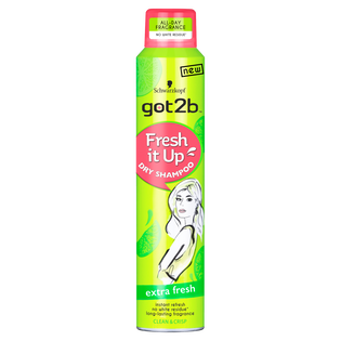 Got2b_Fresh It Up Extra Fresh_suchy szampon do włosów, 200 ml