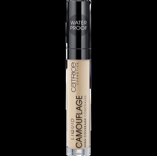 Catrice_Liquid Camouflage_wodoodporny korektor do twarzy honey 015, 5 ml