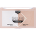 Hean_Selfie Palette_paleta matująco-utrwalająca do twarzy, 18 g_1