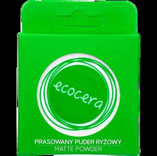 Ecocera_Matte Powder_puder ryżowy do twarzy, 10 ml_3