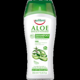 Equilibra_Aloes_nawilżający szampon do włosów, 250 ml