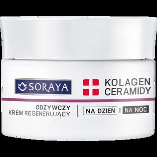 Soraya_Kolagen + Ceramidy_krem do twarzy regenerujący na dzień i na noc, 50 ml_1