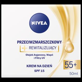 Nivea_Przeciwzmarszczkowy_rewitalizujący krem do twarzy na dzień 55+ SPF15, 50 ml_2