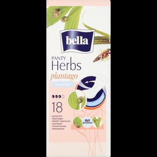 Bella_Herbs Panty Plantago_wkładki higieniczne, 18 szt./1 opak.