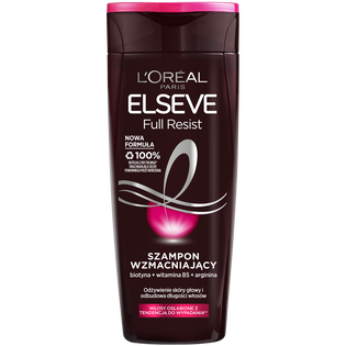 L'Oréal Paris_Elseve Arginine Resist X3_szampon wzmacniający do włosów, 400 ml