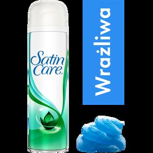 Gillette_Satin Care Pure & Delicate_żel do golenia damski, 200 ml_2