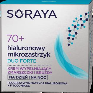 Soraya_Duo Forte_krem do twarzy wypełniający zmarszczki i bruzdy na dzień i na noc 70+, 50 ml_2