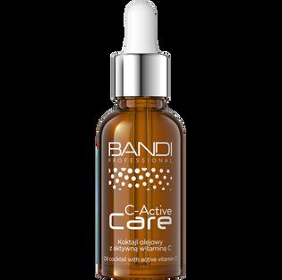 Bandi_C-Active Care_koktajl olejkowy z aktywną witaminą C, 30 ml