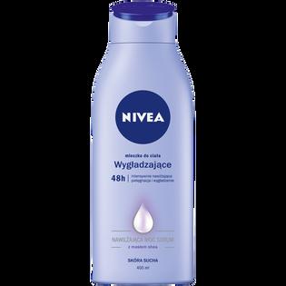 Nivea_Wygładzające_mleczko do ciała, 400 ml