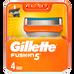 Gillette_Fusion5_wkłady do maszynki do golenia, 4 szt./1 opak._1