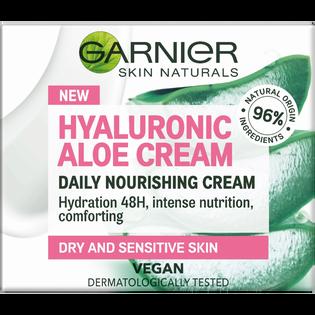 Garnier_Skin Naturals_lekki krem odżywczy do twarzy z aloesem, 50 ml_2