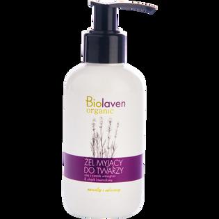 Biolaven_Organic_żel myjący do twarzy, 150 ml